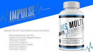 Impulse Training - His Multi Supplement