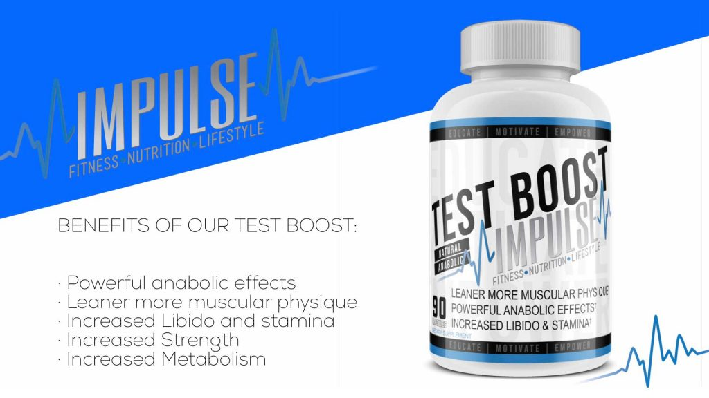 Impulse Training - Test Boost