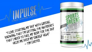 Impulse Training - Impulse Greens