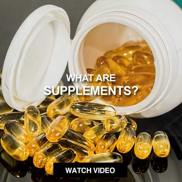 Impulse - What Are Supplements